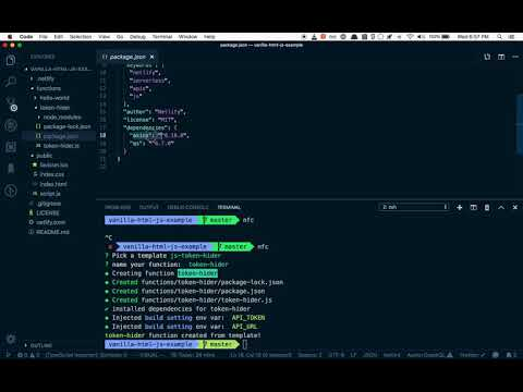 How To Hide Secret API Keys With Netlify Functions, And Develop Them Locally With Netlify Dev