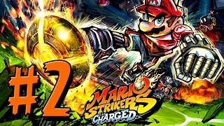Mario Strikers Charged Football - ¿Dónde está la muerte? - Torneo Apagón #2 Khalilucho vs Spider