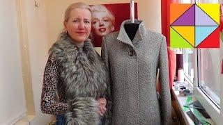 Окончательная влажно тепловая обработка и отделка пальто