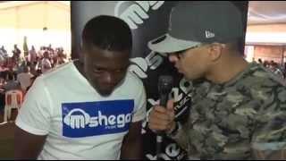 DJ Mshega's 2nd annual birthday experience