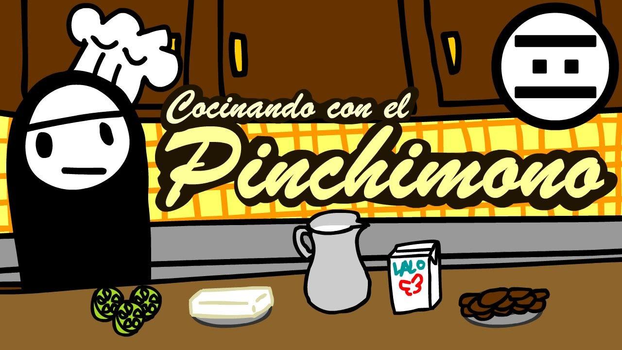 #PINCHIMONO - Cocinando