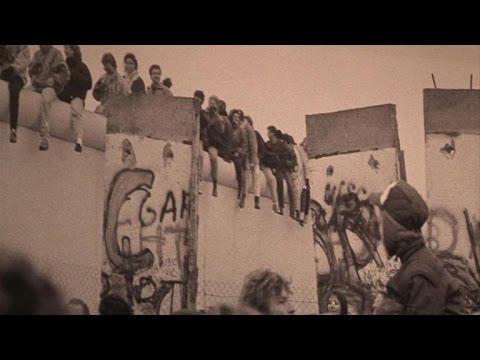 Frankfurt Book Fair Showcases The Fall Of The Berlin Wall