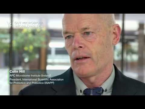 Interview with Colin Hill: diet and gut microbiota