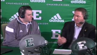 2015 EMU Football Signing Day Special