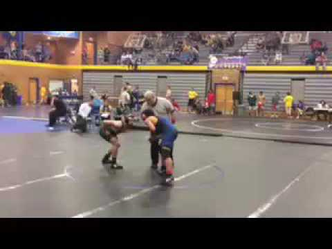 Sam Cutler from Olympus vs Cyprus wrestler 170lbs