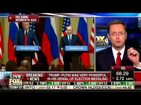 Even FOX NEWS Slammed Trump Over Putin Fiasco