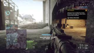 "Battlefield 4 Top plays - M416 ""29 Kill Streak"" Locker"