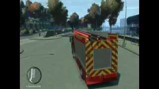 Renault Midlum Sapeurs Pompiers de Paris - By MisterPC