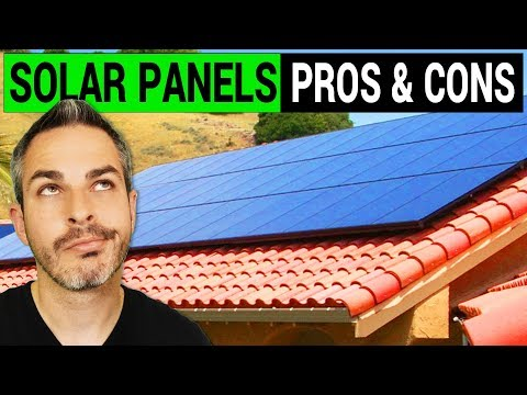 Solar Panels Cost & Savings: Pros and Cons