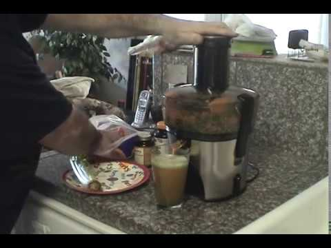 Big mouth omega breville juicer vs