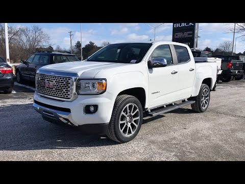 2019 GMC Canyon Gurnee, Waukegan, Kenosha, Arlington Heights, Libertyville, IL G2208