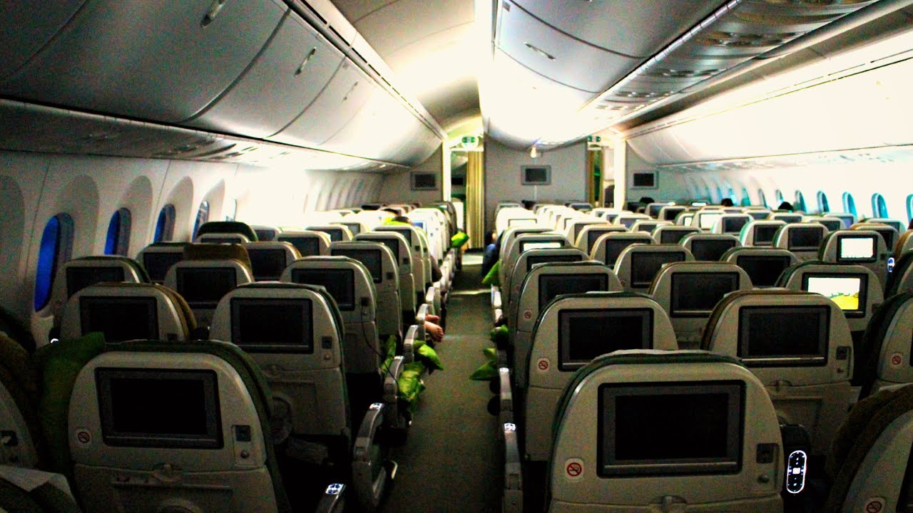 Ethiopian Airlines Flight Review Et507 S O Paulo To Lom