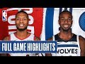 TRAIL BLAZERS at TIMBERWOLVES | FULL GAME HIGHLIGHTS | January 9, 2020