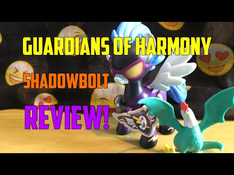 Guardians Of Harmony Shadowbolts Review!