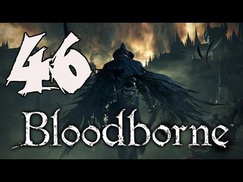 Bloodborne Gameplay Walkthrough - Part 46: Gehrman and the Moon Prescence