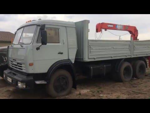 Манипулятор Камаз 53212