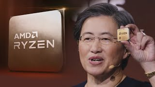 AMD's Ryzen 5000 Series Reveal Event in under 9 minutes (supercut)