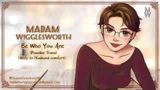 ASMR Roleplay: Be Who You Are [Possible Trans Feminine] [Wife to Husband]
