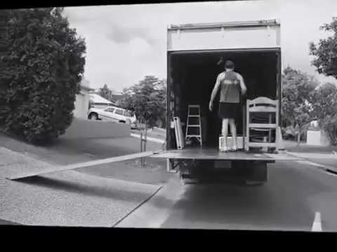 Move U removals ( We Move U So Fast ) Funny Moving version