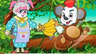 Pakaraka finge ser A Velha e o Macaco Simão e brinca com o conta | Turma da Pakaraka #08