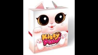 Распаковка настольной игры Kitty Paw (Кошачья Лапка)
