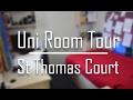Room Tour 2017   St Thomas Court   Plymouth Uni Halls