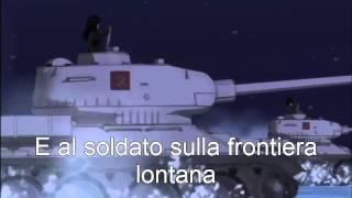Girls und Panzer - Katjusha (Sub. ITA)