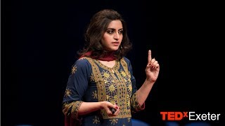 Be a (non-violent) hero, not a martyr | Gulalai Ismail | TEDxExeter