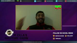 Discussion with consigliere - M Zilla's Halftime Show EP2 (Part 1)
