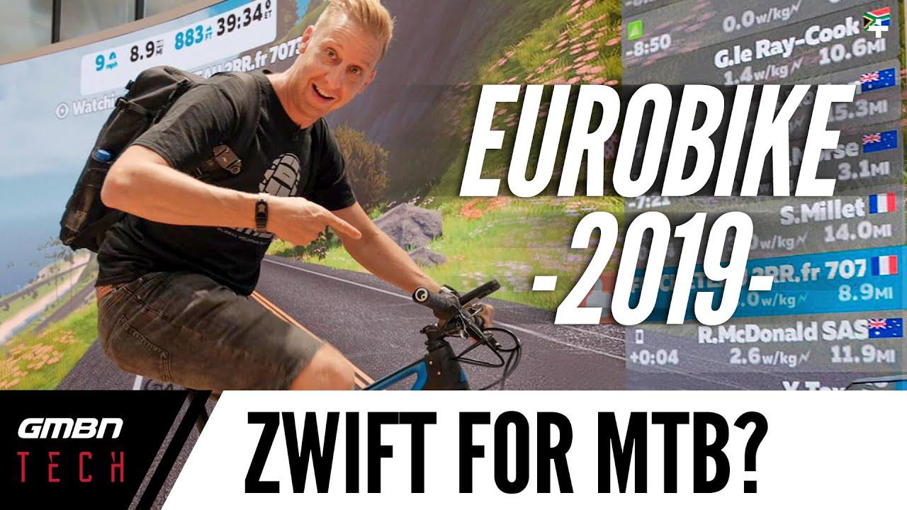 More Eurobike Tech! Helmets, Tools, & Indoor Mountain Biking? | Eurobike 2019 Part 2