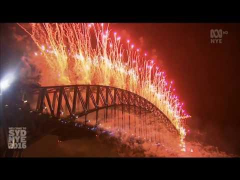 ABC : NYE 2016/17 | Sydney Countdown & Fireworks