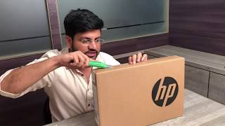 HP 14q i3 7th Gen Uncut Unboxing 👍🤩