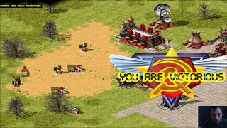 Playing Red Alert 2 Mod REBORN Online with a Friend