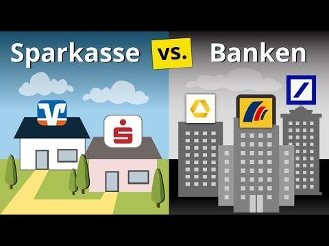 Sind Sparkassen Besser Als Privatbanken?