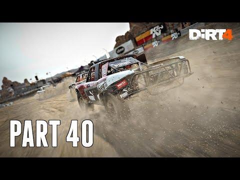 Dirt 4 Career Mode Walkthrough Part 40 - Triple Crown Landrush | PS4 Pro Gameplay