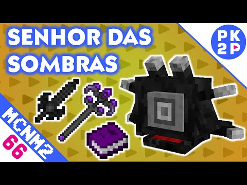 Boss Shadow Lord E Staff De Minions! • Minecraft NM2 #66