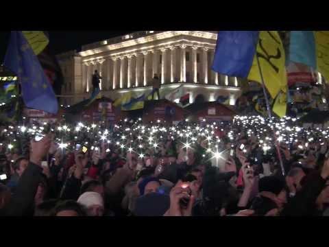 Евромайдан 14.12.2013 (HD)