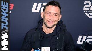 UFC Atlantic City: Frankie Edgar full post-fight interview