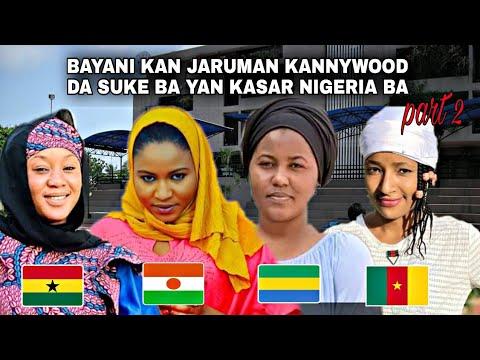 Download Jaruman kannywood da suke ba yan Nigeria ba. da kuma bayanai a kansu part2