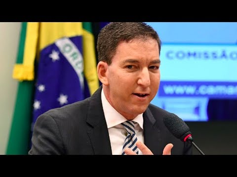 Brazilians Fight Far-Right Campaign to Silence Greenwald & Intercept Leaks