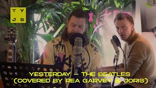 The Beatles / Yesterday -  Rea Garvey & JORIS Cover (live) @ #TheYellowJacketSessions