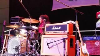 Maceo Parker LRB 2016 Drum Funk