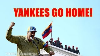 Venezuela Breaking Diplomatic Relations With US After its Attempt to Stage Coup