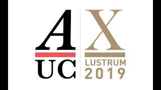 AUC Lustrum 2019: Reflecting on 10 years of AUC
