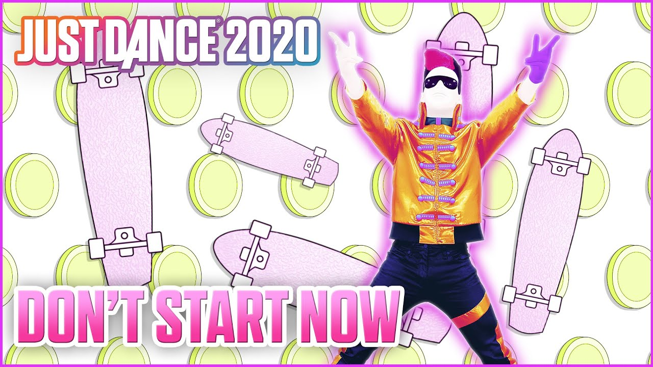 Just Dance 2020: Don't Start Now by Dua Lipa   Fanmade Mashup Ft. mark
