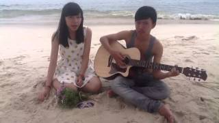 Thu Cuối - Liệu Lake ft Su Miu and Nhóc Hồ Ly Guitar Cover
