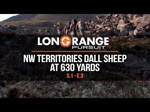 Long Range Pursuit | S1 E3 Northwest Territories Dall Sheep At 630 Yards