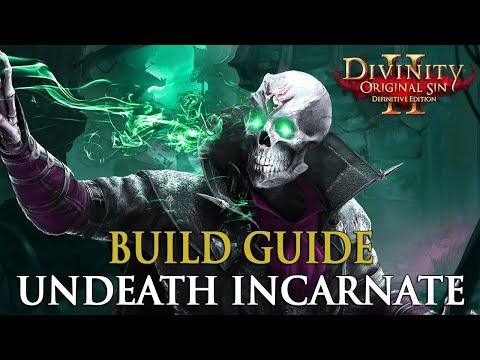 Divinity Original Sin 2 Builds: Undeath Incarnate (Tank/Summoner)