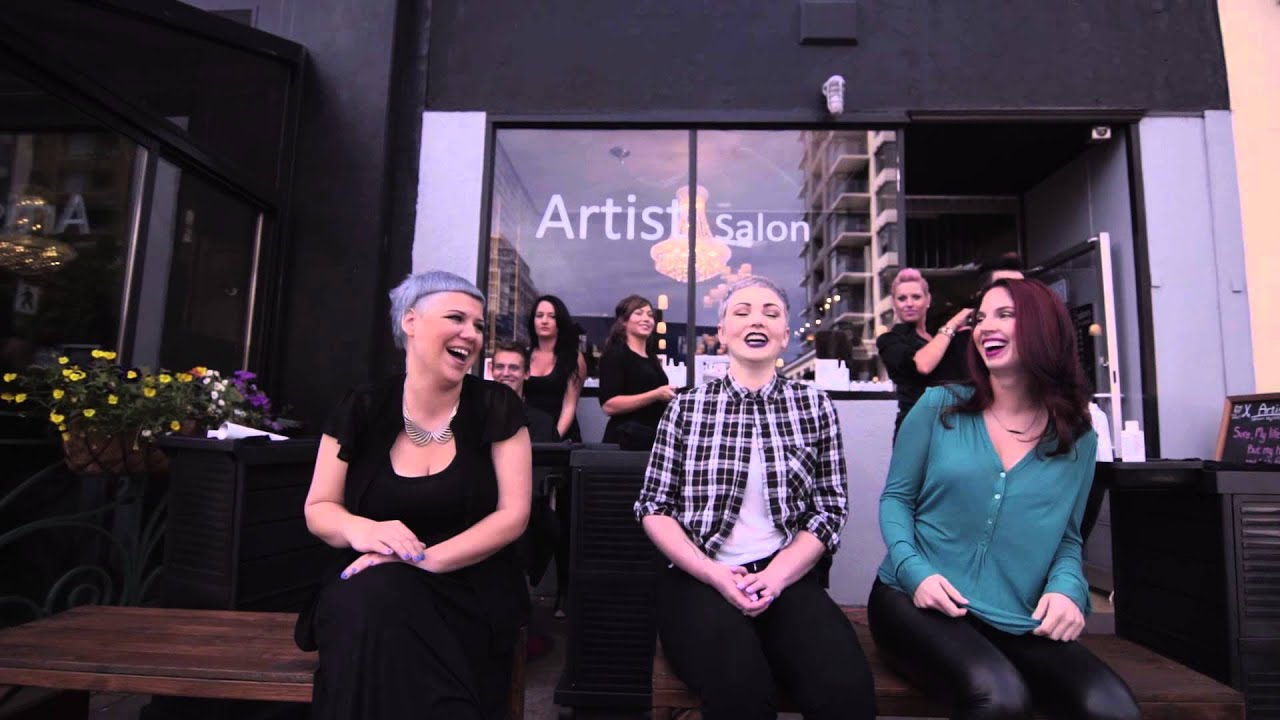 2015 artist hair salon introduction from the owner 753 for Beauty salon introduction