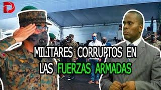 RAMON TOLENTINO RECLAMA AUMENTO DE SUELDO A MILITARES / DIAZ MORFA / FUERZAS ARMADAS